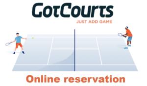 GotCourts button EN